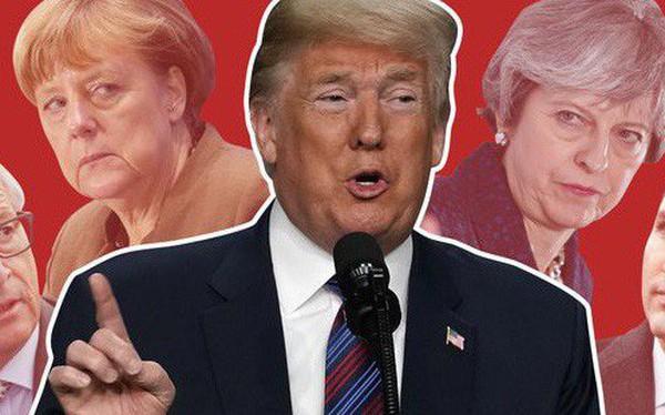 """Không chỉ Trung Quốc, ông Trump còn có nhiều """"nạn nhân"""" khác cho cuộc chiến thương mại của mình"""