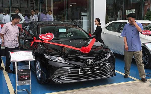 Toyota bị THACO và Hyundai Thành Công lật đổ ngôi vua thị phần sau tháng lên đỉnh