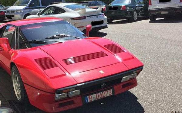 Giả khách sộp lái thử siêu xe Ferrari rồi biến mất không dấu vết