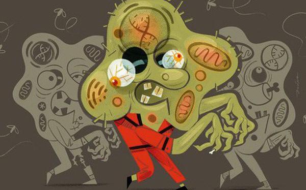"""Trong cơ thể bạn có những tế bào """"zombie"""" không chịu chết, vì chúng mà con người mới sinh, lão, bệnh, tử"""