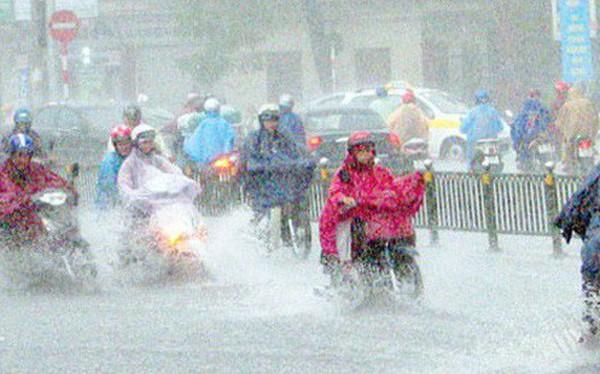 """Nền nhiệt giảm nhanh 5 - 7 độ, miền Bắc đón """"mưa vàng"""" giải nhiệt sau nắng gắt"""