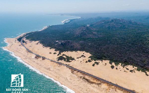 Novaland hoàn thành báo cáo ý tưởng quy hoạch đầu tư Khu du lịch nghỉ dưỡng Safari tại Bà Rịa - Vũng Tàu