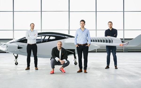 Startup Đức phát triển taxi bay có giá như taxi thường