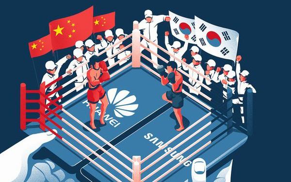 Samsung: Bất chiến tự nhiên thành