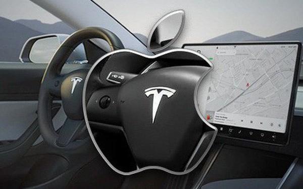 Apple từng có ý định mua lại Tesla với giá 240 USD/cổ phiếu, cao hơn cả mức hiện nay
