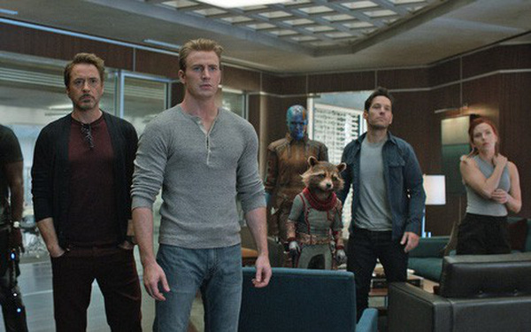 Quá trình biên tập Avengers: Endgame đã thay đổi đáng kể đoạn kết của nhân vật Black Widow