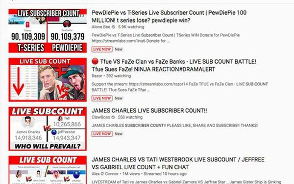 Trước nạn đua sub và hô hào bỏ đăng ký, YouTube sẽ đổi cơ chế subscribe theo cách chưa từng có
