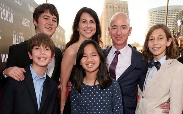 """Những người thừa kế tỷ """"đô"""" trẻ nhất thế giới"""
