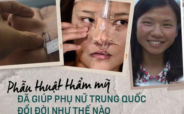 """Những cô gái """"đập mặt xây lại"""" ở Trung Quốc: Đời sang trang nhờ diện mạo mới đến nỗi xem bác sĩ thẩm mỹ là cha mẹ thứ 2"""