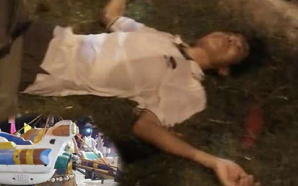 Người đàn ông bị điện giật bất tỉnh khi bế con chơi đu quay ở công viên