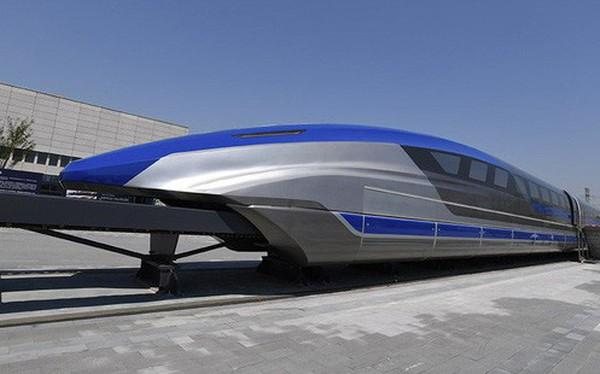 Trung Quốc chạy thử nguyên mẫu tàu đệm từ với vận tốc tối đa 600km/h, thương mại hóa từ năm 2021