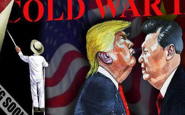 Cựu cố vấn Kinh tế Nhà Trắng: Cả thế giới sẽ phải hứng chịu hậu quả cực kỳ nghiêm trọng từ cuộc chiến tranh lạnh giữa Mỹ và Trung Quốc