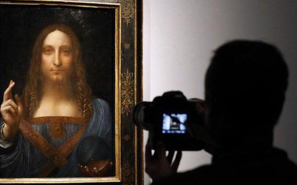 Nghi vấn đằng sau bức tranh 10.000 tỷ đồng đắt nhất thế giới