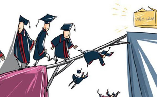 Đại biểu Quốc hội so sánh: Các nước phát triển 1 đại học, 4 cao đẳng, 15 công nhân, còn Việt Nam 1 đại học, 1 cao đẳng, 1 công nhân là rất mất cân đối!