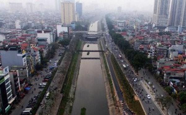 """Nước sông Tô Lịch thay đổi ra sao khi sử dụng """"thần dược"""" Nhật Bản?"""