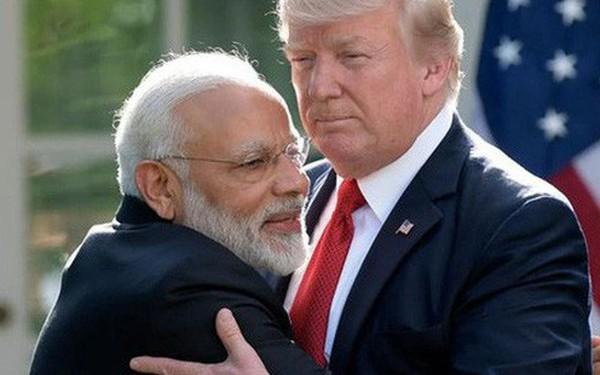 Ông Trump xóa ưu đãi thương mại dành cho Ấn Độ