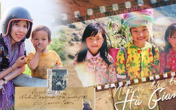 """Cuộc trò chuyện lúc nửa đêm với cô gái đi Hà Giang để """"gom về một vườn trẻ"""": Chỉ mong các em mãi giữ được sự thuần khiết như hoa như sương vùng đất này"""