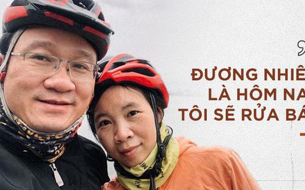 """Ông Khuất Việt Hùng: """"Nếu chỉ còn 1 ngày để sống, tôi sẽ dặn con hãy thay bố YÊU MẸ và sống TRUNG THỰC"""""""