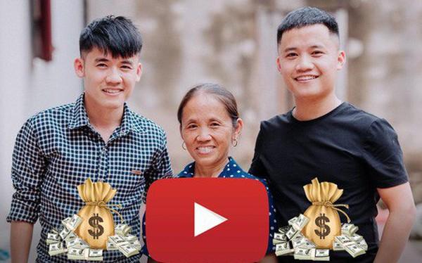 Bà Tân Vlog đã được bật kiếm tiền YouTube, chính thức được chèn quảng cáo trong video