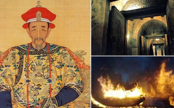 Lăng mộ Khang Hi và 3 lần bốc cháy khó hiểu, lần đầu tiên khiến Từ Hi Thái hậu thất kinh