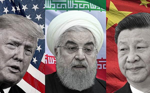 Chính sách của Tổng thống Trump đang khiến cho Trung Quốc và Iran liên minh chặt chẽ hơn?