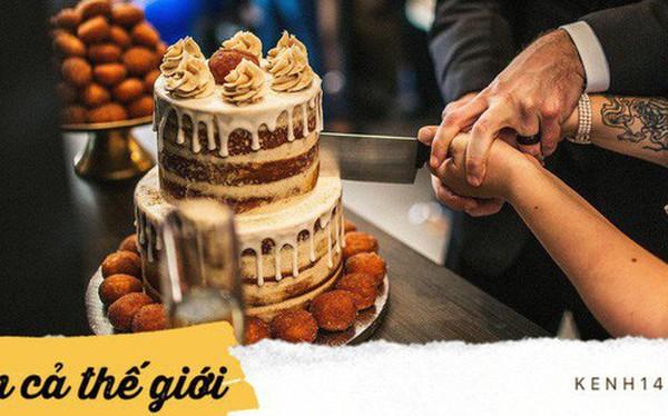 """Cửa hàng thức ăn nhanh cung cấp dịch vụ hôn lễ """"nhanh"""" trọn gói chỉ với hơn 10 triệu đồng"""