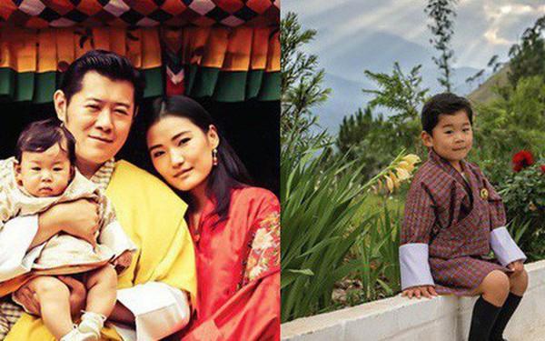 """""""Vương quốc hạnh phúc"""" Bhutan công bố hình ảnh mới nhất của hoàng tử bé khiến nhiều người ngỡ ngàng vì thay đổi quá nhiều"""