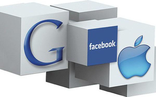 Công ty nào sẽ sụp đổ đầu tiên: Google, Apple, Facebook, Amazon hay Microsoft?