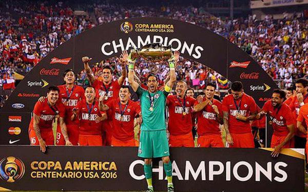 """Món """"đặc sản"""" khiến Copa America ngày càng mất giá so với World Cup, Euro"""