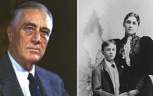 Dù sống trong nhung lụa nhưng phương pháp cứng rắn của mẹ Roosevelt giúp ông trở thành Tổng thống vĩ đại của Mỹ