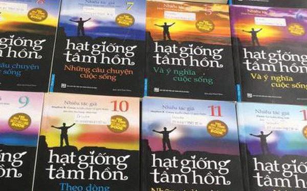 Hạt Giống Tâm Hồn và hàng loạt sách bị in lậu: First News tuyên bố 'buộc phải chiến đấu!'