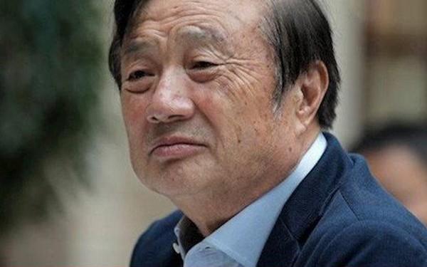 """Ông chủ Nhậm Chính Phi của Huawei: """"không ngờ Mỹ kiên quyết tấn công Huawei như vậy"""""""