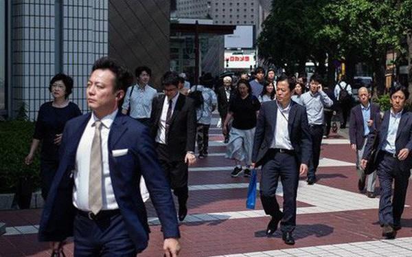 Tỷ lệ người trong độ tuổi lao động của Nhật Bản thấp nhất thế giới