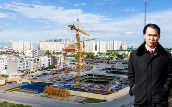 """Ông chủ dự án hơn 13.000 căn hộ xây dựng trái phép tại Thủ Thiêm là đại gia bất động sản """"khét tiếng"""""""