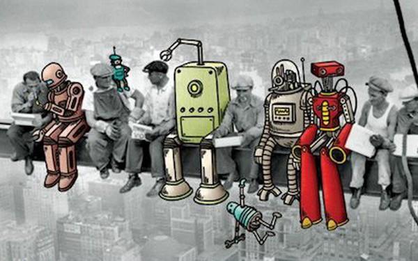 20 triệu lao động sản xuất có thể mất việc vì robot vào năm 2030