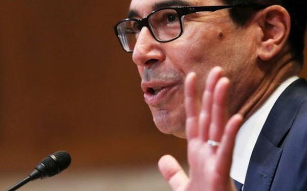 Bộ trưởng Tài chính Mỹ: Mỹ và Trung Quốc đã hoàn thành 90% thoả thuận thương mại