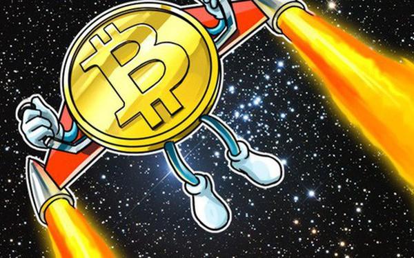 Bitcoin tăng 200% kể từ đầu năm và vượt mốc 13.000 USD, nguyên nhân đến từ đâu?