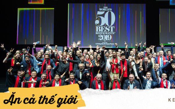 """Đã có kết quả cho giải """"Oscar"""" ẩm thực toàn cầu năm 2019: điểm danh ngay 50 nhà hàng xuất sắc nhất Thế giới"""