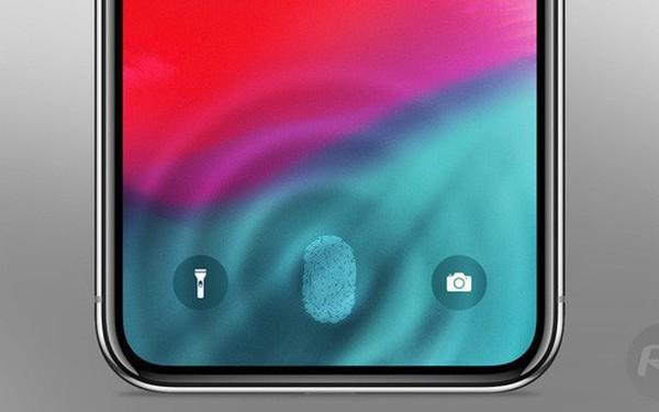 iPhone dành riêng cho thị trường Trung Quốc sẽ sử dụng vân tay trong màn hình thay cho Face ID