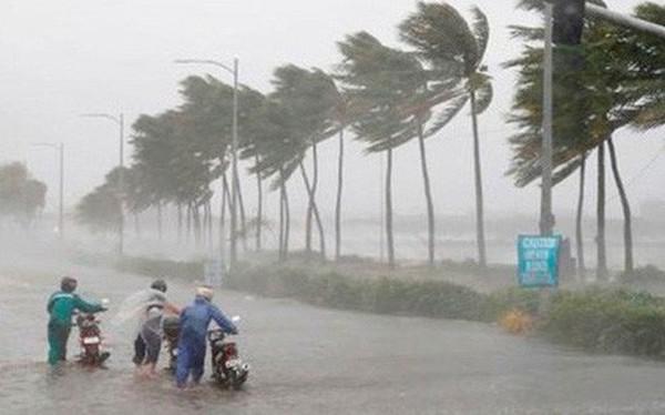 Tin bão khẩn cấp: Áp thấp nhiệt đới chính thức mạnh thành bão số 2, Hà Nội mưa lớn từ chiều nay