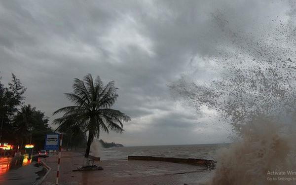 Bão số 2: Hà Nội gió mạnh, trạm Cô Tô và Bạch Long Vĩ gió giật mạnh cấp 9, nhiều nơi mưa rất to