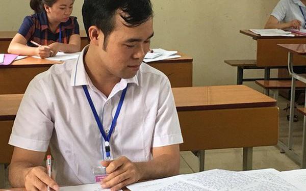 """Xuất hiện bài thi THPT quốc gia """"bất thường"""" ở Thanh Hoá"""