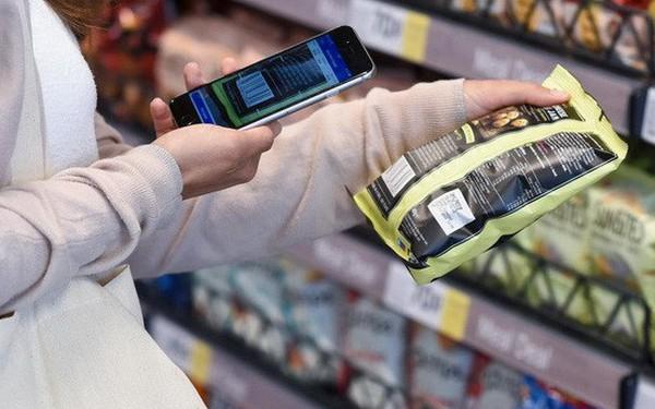 """""""Đại gia"""" bán lẻ Mỹ, Anh gấp rút vào cuộc đua cửa hàng không thu ngân"""