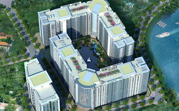 Bất ngờ với khu chung cư đại gia Lê Thanh Thản đang xây dựng tại TPHCM