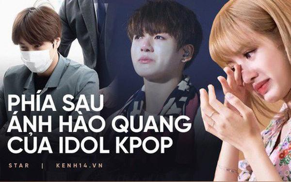 """Đằng sau hào quang, nghìn tỷ doanh thu của idol Kpop: Ám ảnh bệnh tật, cái giá phải trả gắn liền với """"con quái vật tâm lý"""""""