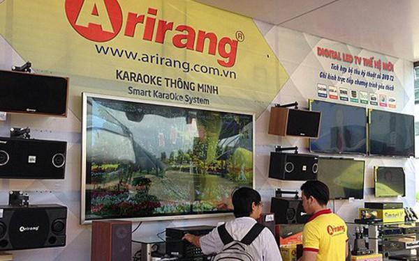 Sản phẩm lỗi mốt trong khi thói quen hát karaoke thay đổi, thương hiệu Arirang đình đám một thời sẽ đi về đâu?
