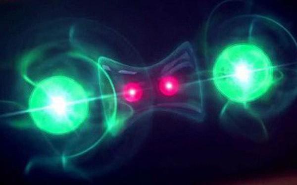 """Bức ảnh đầu tiên chụp được hiện tượng vướng lượng tử, thứ Einstein từng gọi là """"tác động ma quái"""""""