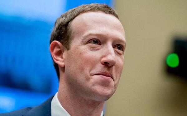 Trớ trêu: Facebook bị phạt 5 tỷ USD, Mark Zuckerberg giàu thêm 1 tỷ USD