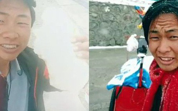 Chàng trai bắt đầu đi bộ vòng quanh thế giới từ năm 17 tuổi, khiến cộng đồng mạng nể phục vì sự quyết tâm của mình