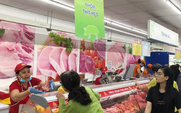 Nhập khẩu thịt heo tăng gần 6 lần